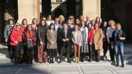Reunión de diputadas de Igualdad en Jaén