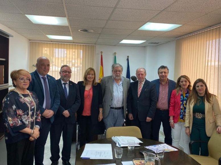 Consejo andaluz de gobierno locales