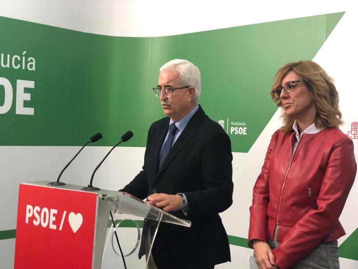 Manuel Jiménez Barrios y Mara Rodríguez