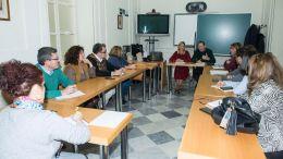 Encuentro de participacion ciudadana con Lucia Trujillo