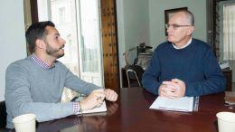 Mario Fernández y Manuel Barranco