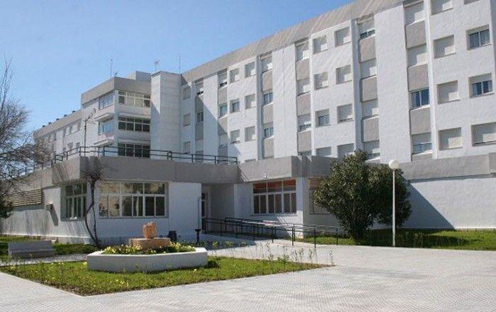 Residencia de mayores de la Cruz Roja en San Fernando