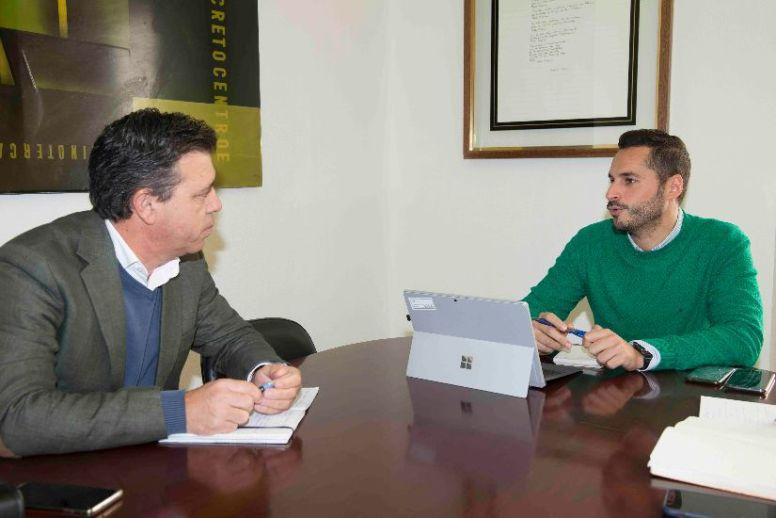 Mario Fernández y Miguel Pérez