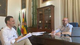David De la Encina y Germán Beardo