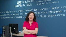 Isabel Gallardo, responsable de EPICSA