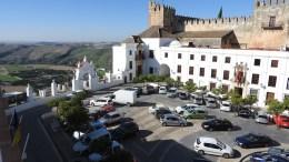 Plaza del Cabildo en Arcos de la Frontera