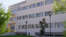 Campus de Jerez de la Universidad de Cádiz