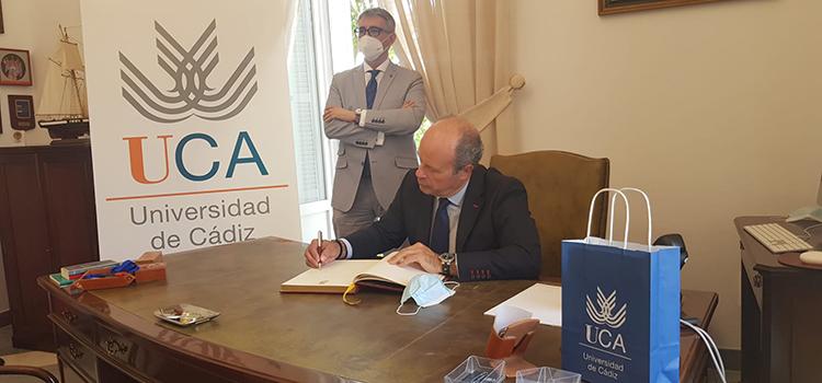 Juan Carlos Campo y Francisco Piniella