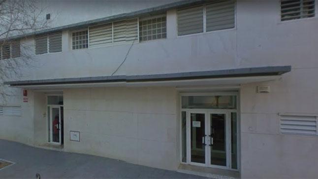 Centro de salud de La Paz