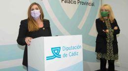 Irene García y Carmen Castilla