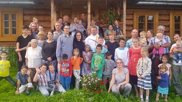 Rekolekcje dla rodzin I. Dom na skale