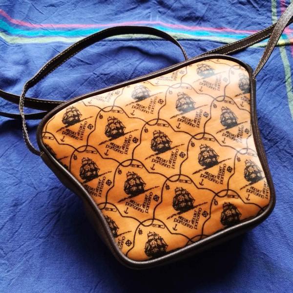 borsetta Atelier Portofino dettaglio posteriore