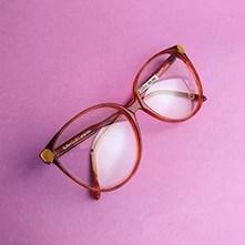 occhiali anni Settanta Roberta di Camerino