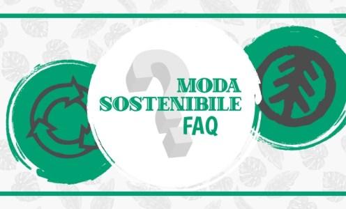 Moda sostenibile FAQ