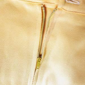 dettaglio di zip su gonna vintage anni '60