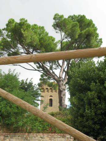 The Cassero Tower
