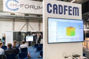 CAE-Forum in Erfurt auf der Rapid.Tech