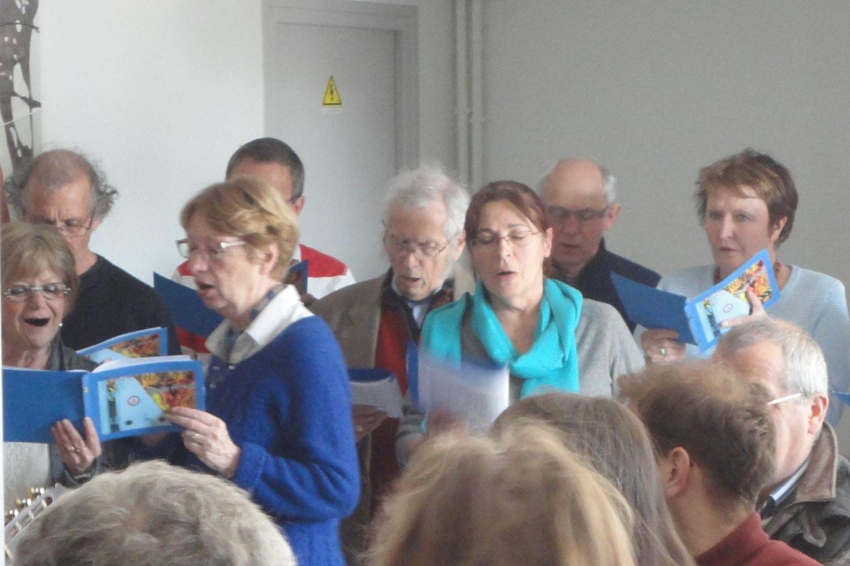 Chants de Marins ce dimanche 19 janvier à 11h30