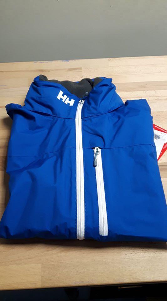 veste pliée