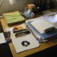 Caerus Artist Christine Nora Behrens: Sketchbook Project
