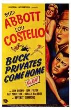 Abbott and Costello - Buck Privates Come Home