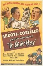 Abbott and Costello - It Ain't Hay