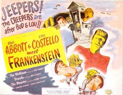 Abbott and Costello Meet Frankenstein v1