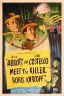 Abbott and Costello Meet The Killer Boris Karloff