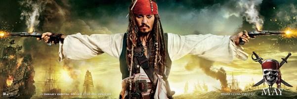 Pirates Of The Caribbean On Stranger Tides v2