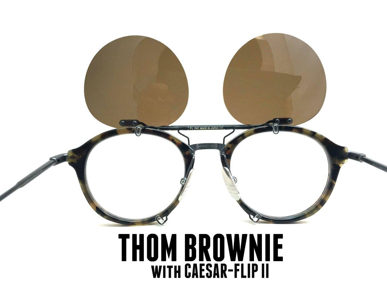 THOM BROWNIE_CAESAR FLIP II