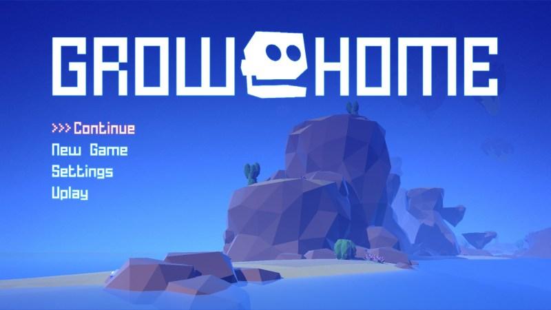 Grow Grow Home