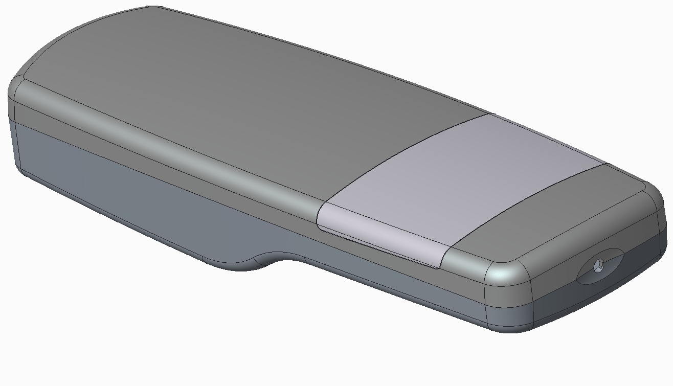 top down design assembly