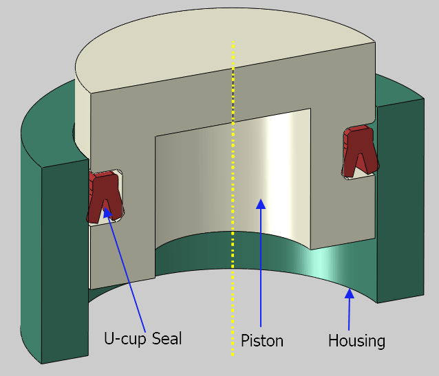 ucup seal assembly