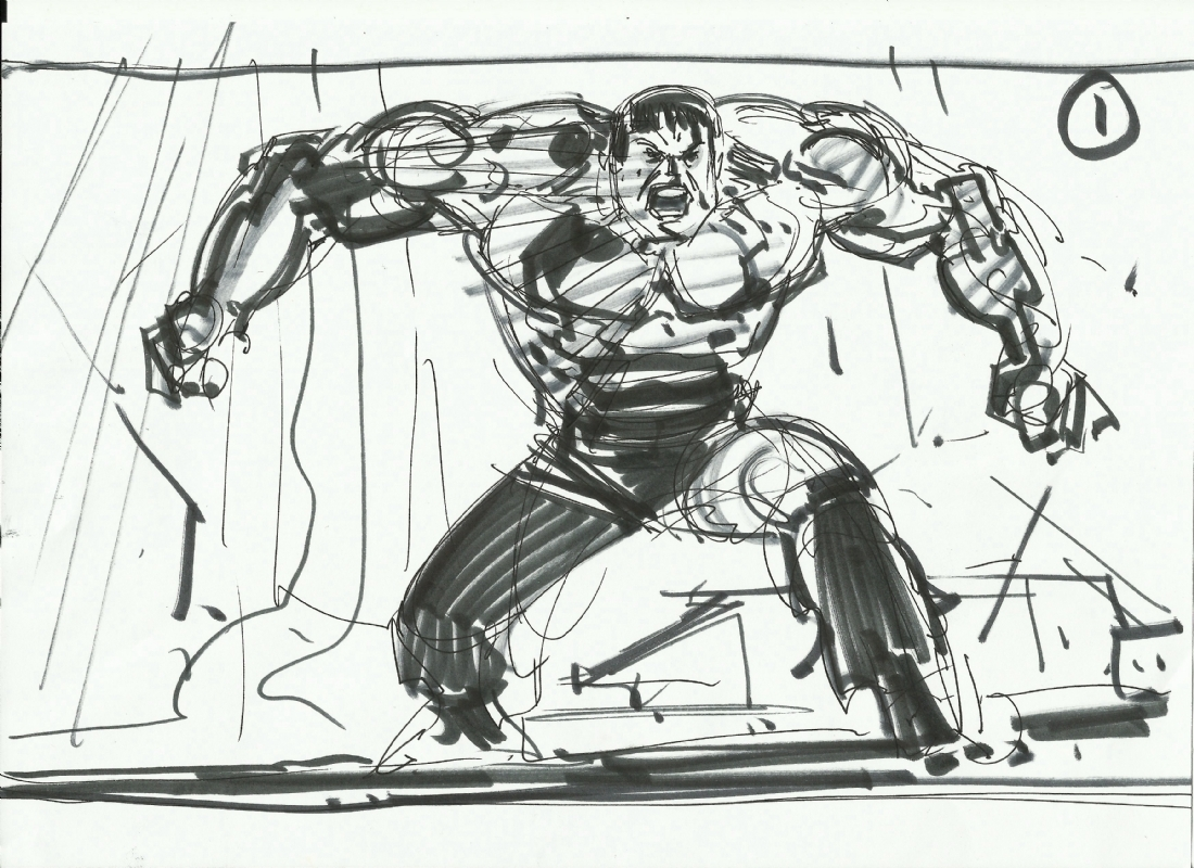 World War Hulk E Worldbreaker Iron Man