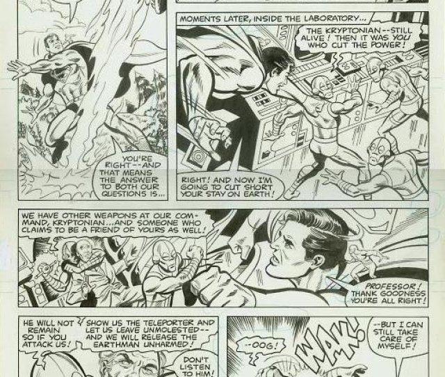 Dc Comics Presents  By Alex Saviuk Frank Mclaughlin Features Superman