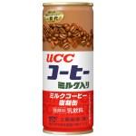 UCCミルクコーヒーの復刻版発見!復刻デザイン缶を数量限定発売!