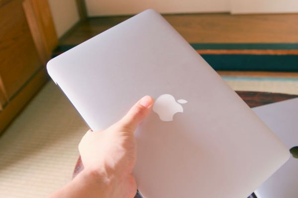 macbook air 11インチ