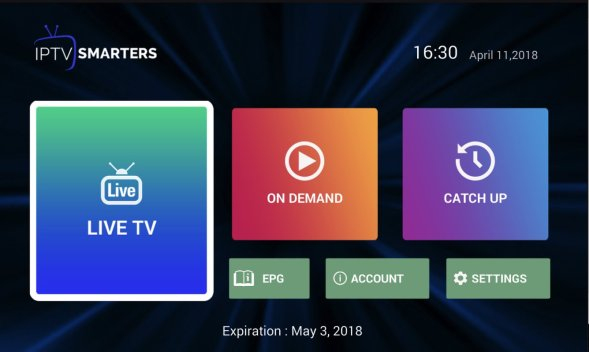 IPTV Smarters Pro Android