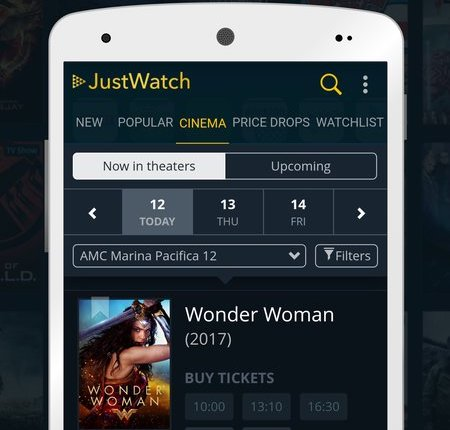 JustWatch Android