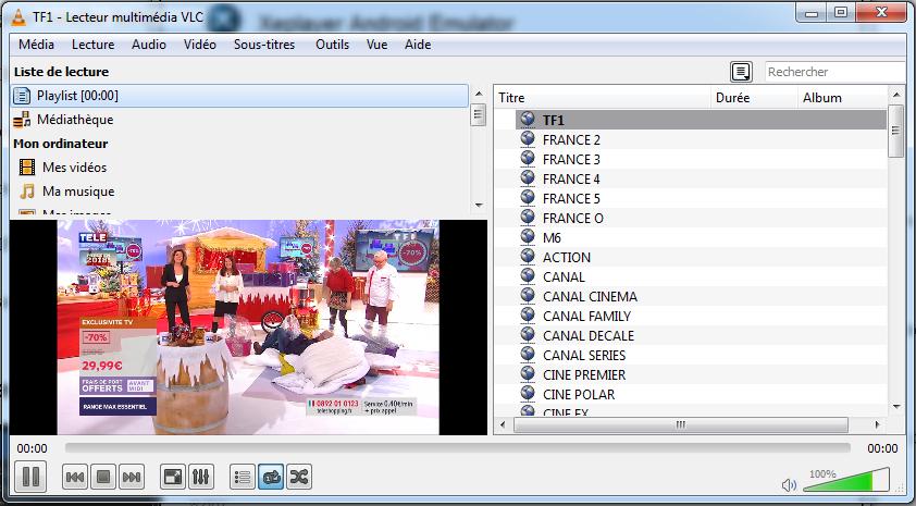 Regarder IPTV m3u avec VLC sur Android Box !!