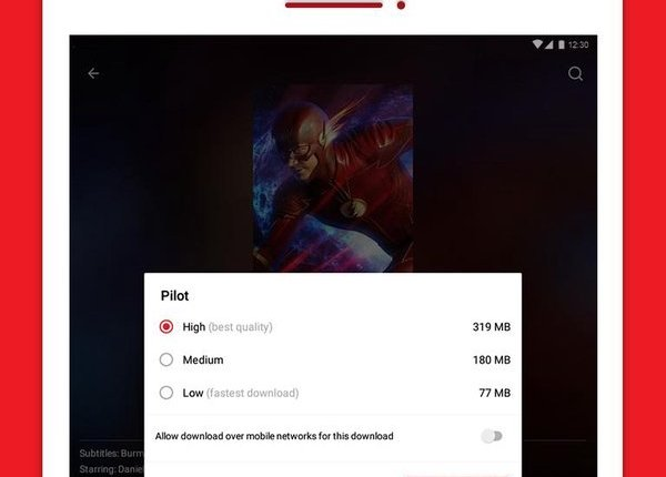 iflix Android
