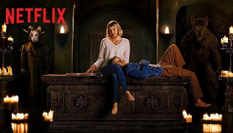 Bande Annonce de la nouvelle série Netflix The Order Saison 1