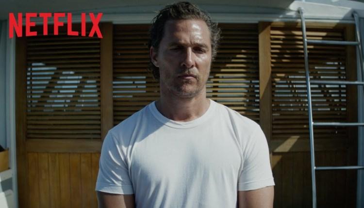 Bande Annonce du nouveau film Netflix Serenity