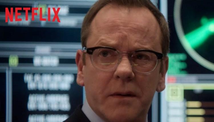 Série Designated Survivor Saison 3 de Netflix