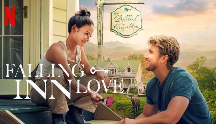 Falling Inn Love Film Netflix