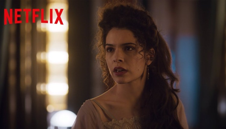 Alta Mar Saison 2 Série Netflix