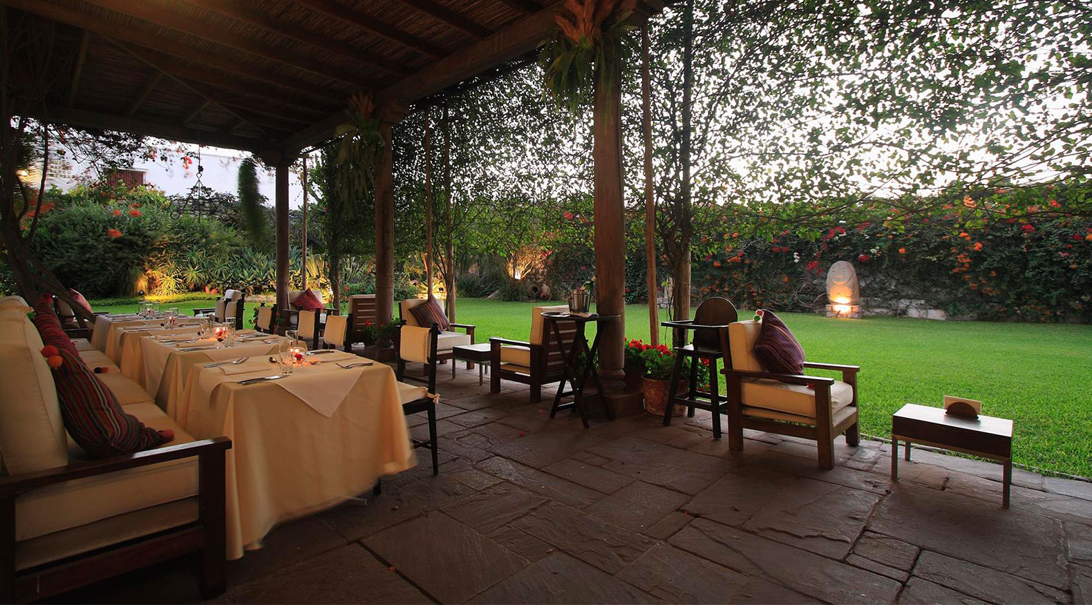 Museo Larco Cafe Restaurant