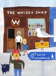 ウイスキーショップ