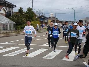 加賀温泉郷マラソン2013