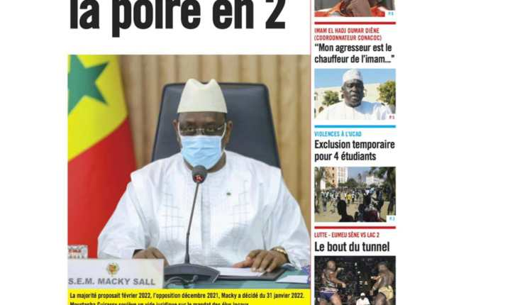 Revue de Presse du Samedi 03 Avril 2021-14